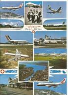 AIRPORT Zürich-Kloten 2 Karten - Aerodromes