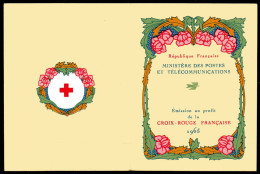 France Frankreich Carnet Croix-Rouge Y&T Carnet CR 2014** - Booklets
