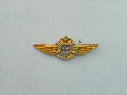 Pin's INSIGNE ARMEE DE L AIR ?  01 - Army