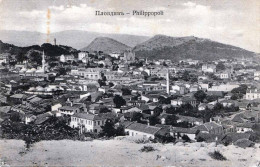 PHILIPPOPOLI (Bulgarien) Um 1905 - Bulgarien