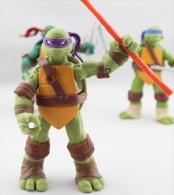 Teenage Mutant Ninja Turtles - Donatello - Plastic Action Figure CG.020 - Teenage Mutant Ninja Turtles