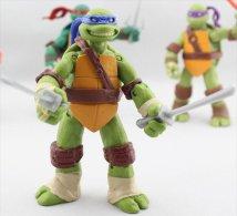 Teenage Mutant Ninja Turtles - Leonardo - Plastic Action Figure CG.021 - Teenage Mutant Ninja Turtles
