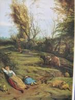 J Siberechts  Pasture...   Museum Munchen - Paintings