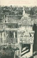 EX-CAMBODGE - ANGKOR-VAT - Porte Dans La Cour Ouest Du Deuxième étage - Cambodge