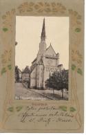 TRES RARE : SELESTAT : Eglise Protestante Avant 1904 (Rekollectenkirche) - Selestat