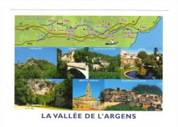 La Vallee De L' Argens: Chateauvert, Correns, Montfort Sur Argens, Carces, Roquebrune Sur Argens, Thoronet, Vallon Sourn - Roquebrune-sur-Argens