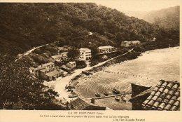 83 - ILE DE PORT CROS - LE PORT NATUREL DANS UNE EXPLOSION DE CLARTE - Other Municipalities