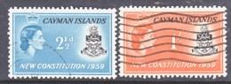 CAYMAN ISLANDS  151-2  (o)   CONSTITUTION - Cayman Islands