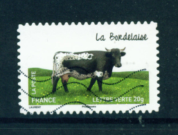 FRANCE  -  2014  Cattle And Sheep  Up To 20g  Used As Scan - France
