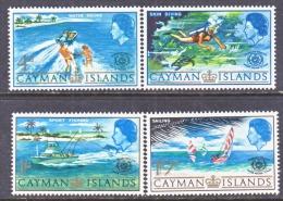 CAYMAN ISLANDS  193-6   **   I.T.Y.  TOURISM - Cayman Islands