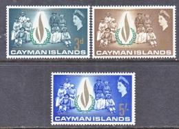 CAYMAN ISLANDS  197-9   *   HUMAN  RIGHTS - Cayman Islands