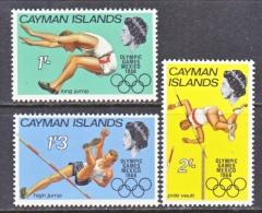 CAYMAN ISLANDS  200-2   *   SPORTS  OLYMPICS  MEXICO - Cayman Islands