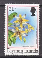 CAYMAN ISLANDS  457 A   (o)  RED  MANGROVE  FLOWER - Cayman Islands