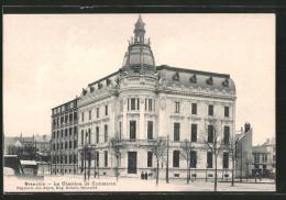 CPA Grenoble, La Chambre De Commerce - Grenoble