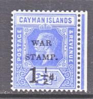 CAYMAN ISLANDS  MR 1   * - Cayman Islands