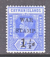 CAYMAN ISLANDS  MR 2   * - Cayman Islands