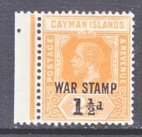 CAYMAN ISLANDS  MR 6   * - Cayman Islands