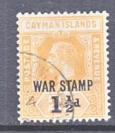CAYMAN ISLANDS  MR 6   (o) - Cayman Islands