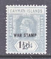 CAYMAN ISLANDS  MR 7   * - Cayman Islands