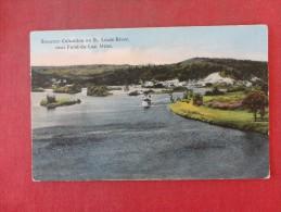 Minnesota> Steamer Columbia near Fond du Lac   ref 1419