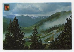 ANDORRA -  AK 203052 Lacets De La Route Du Port D'Envalira - Andorra