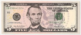 ETATS-UNIS     5 Dollars   2006   P. 524     UNC