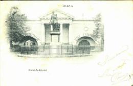 59-747 - NORD - LILLE - Statue De Négrier - Lille