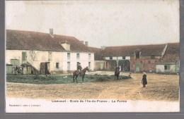 LIANCOURT . Ecole De L'Ile De France . La Ferme . - Liancourt