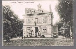 LIANCOURT . L'Hôtel De Ville . - Liancourt