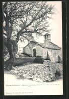 CPA Pariset, L'église, Au Pied De La Tour-Sans-Venin - France