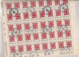 SMOM MALTA  N°179 Cote 50.00 Feuille / Vel - Malte (Ordre De)