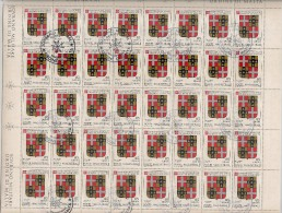 SMOM MALTA  N°171 Cote 10.00 Feuille / Vel - Malte (Ordre De)