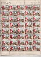 SMOM MALTA  N°111 Cote 50.00 Feuille / Vel - Malte (Ordre De)