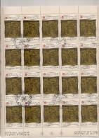 SMOM MALTA  N°162 Cote 45.00 Feuille / Vel - Malte (Ordre De)