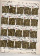 SMOM MALTA  N°181 Cote 45.00 Feuille / Vel - Malte (Ordre De)