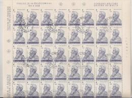 SMOM MALTA  N°264 Cote 36.00 Feuille / Vel - Malte (Ordre De)