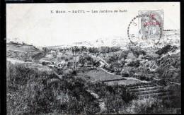 MAROC SAFFI LES JARDINS DE SAFFI TIMBREE - Marokko