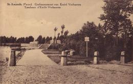 SINT-AMANDS : Grafmonument Van Emile Verhaeren - Sint-Amands