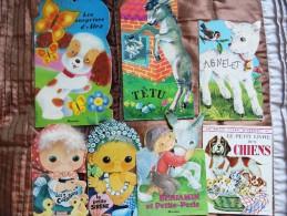 Lot De 7 Petits Livres Pour Enfants - Livres, BD, Revues