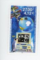 T.A.A.F.2001-Station Spaciale-YT 295***MNH-Faciale 4.12