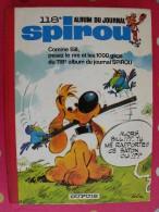 Reliure Spirou N° 118 De 1970. N° 1681 à 1693. Avec Les Mini-récits Ou Suppléments. Bel état - Spirou Magazine