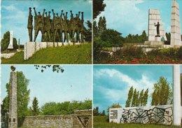MAUTHAUSEN - AUSTRIA - F/G Colore - LAGER NAZISTA  (230310) - Prigione E Prigionieri