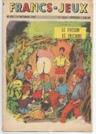 FRANCS-JEUX BD N° 344 DU 15 SEPTEMBRE 1960 - Magazines