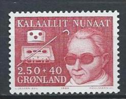 Groënland 1983 N°130 Neuf Surtaxe Handicapés - Greenland