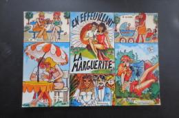 En Effeuillant La Marguerite - Humour