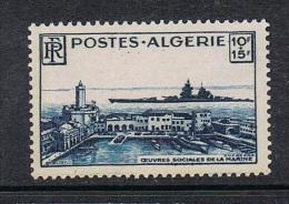 ALGERIE N°273 N** - Algérie (1924-1962)