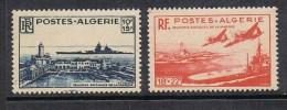 ALGERIE N°273 ET 274 N** - Algérie (1924-1962)