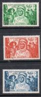 ALGERIE N°276 A 278 N** - Algérie (1924-1962)