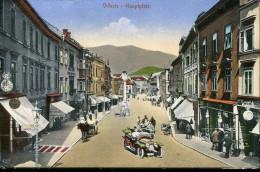 AUSTRIA VILLACH 1913 VINTAGE POSTCARD - Villach