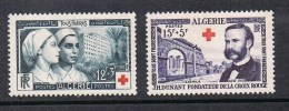 ALGERIE N°316 ET 317 N** - Algérie (1924-1962)